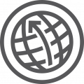 1. Global Access icon
